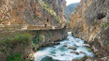 Sendero de la Cerrada del Río Castril